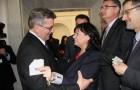 Spotkanie opłatkowe Parlamentarzystów i Klubu PO